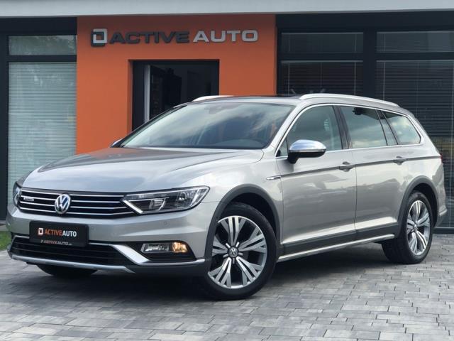 Volkswagen Passat Alltrack 2.0 TDi DSG 4Motion