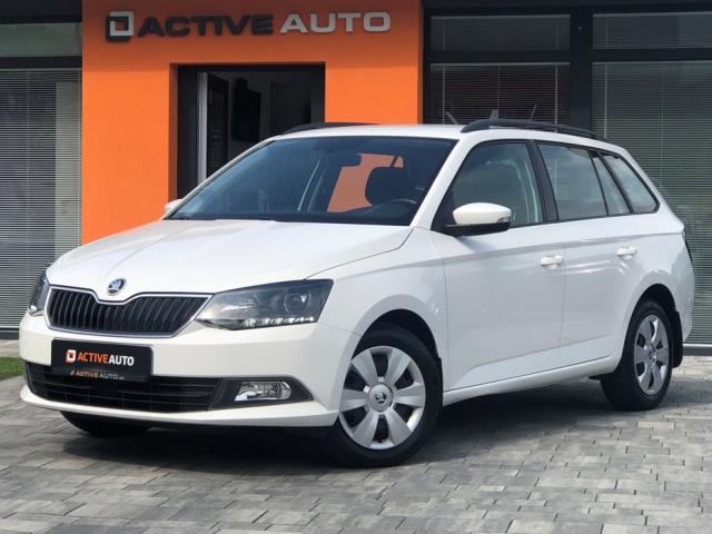 Škoda Fabia Combi Style 1.4 TDi