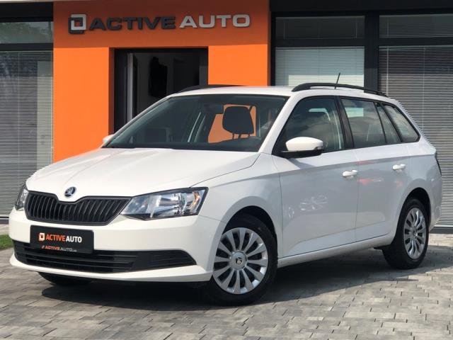 Škoda Fabia Combi Active 1.2 TSi