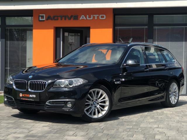BMW Rad 5 Touring Luxury 520d xDrive
