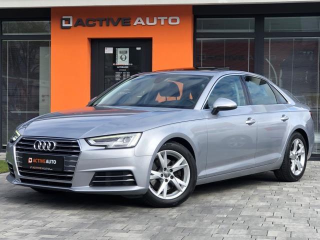 Audi A4 2.0 TDi S-tronic