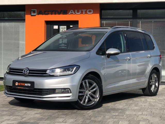 Volkswagen Touran Comfortline SOUND 1.6 TDi