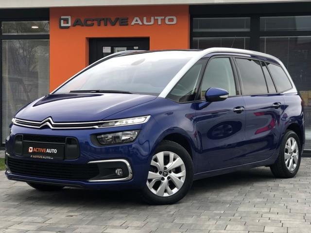 Citroën Grand C4 Picasso 1.6 BHDi 120 7M