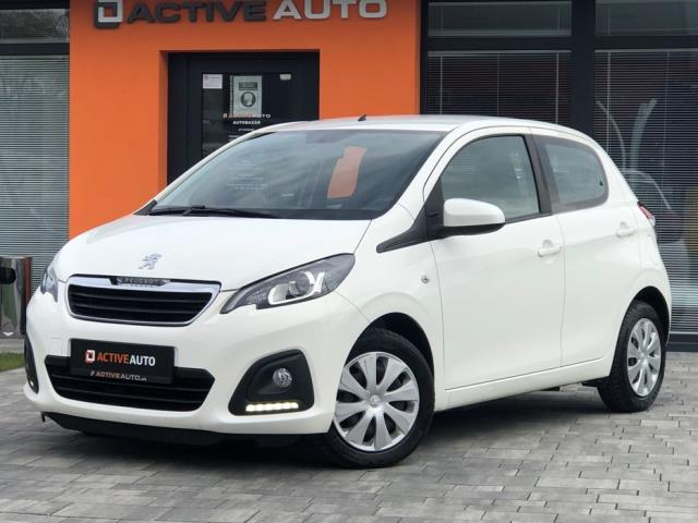 Peugeot 108 1.0i