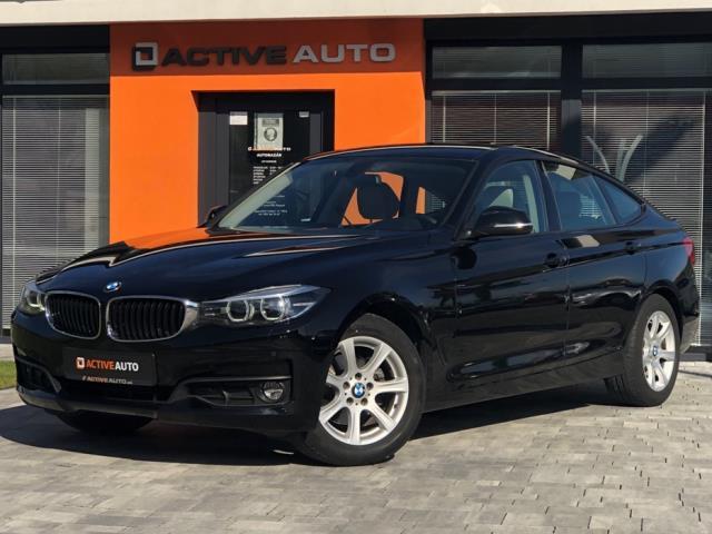 BMW Rad 3 GT 320d xDrive A/T