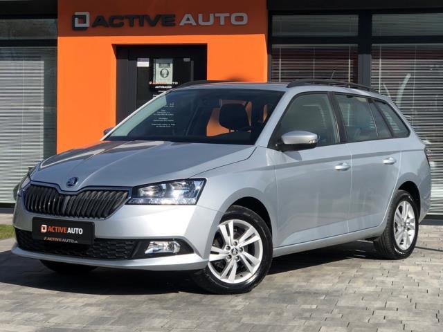 Škoda Fabia Combi Ambition 1.0 TSi