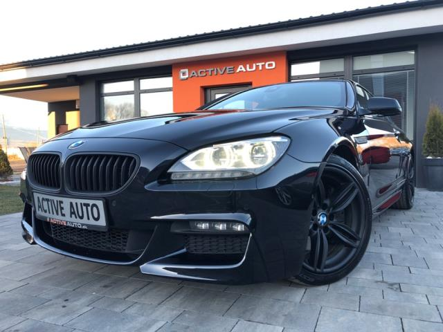 BMW rad 6 Coupé 650i xdrive