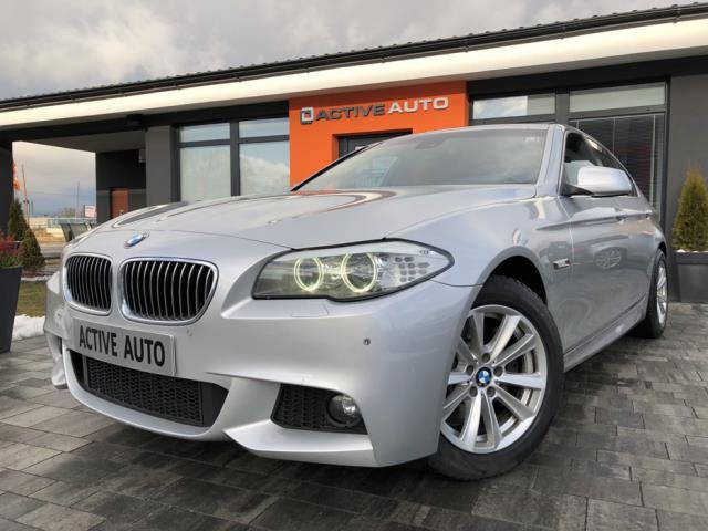 BMW Rad 5 525d