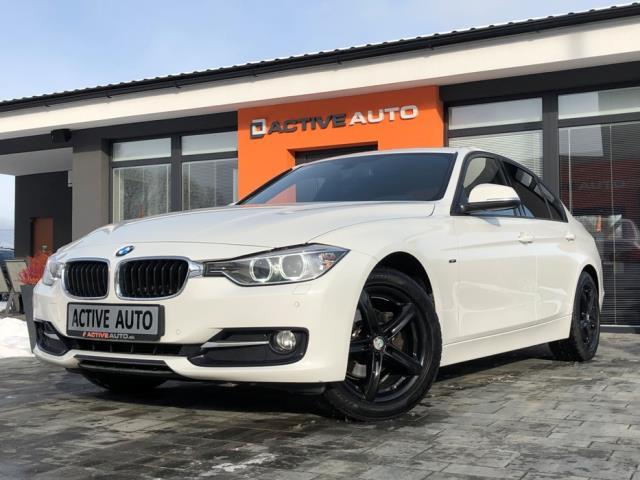 BMW Rad 3 318d Sport