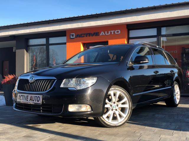 Škoda Superb Combi 2.0TDI 170PS