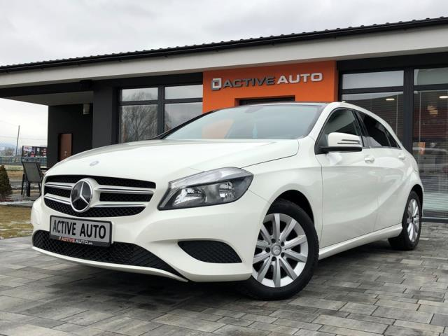 Mercedes A trieda 180 CDI