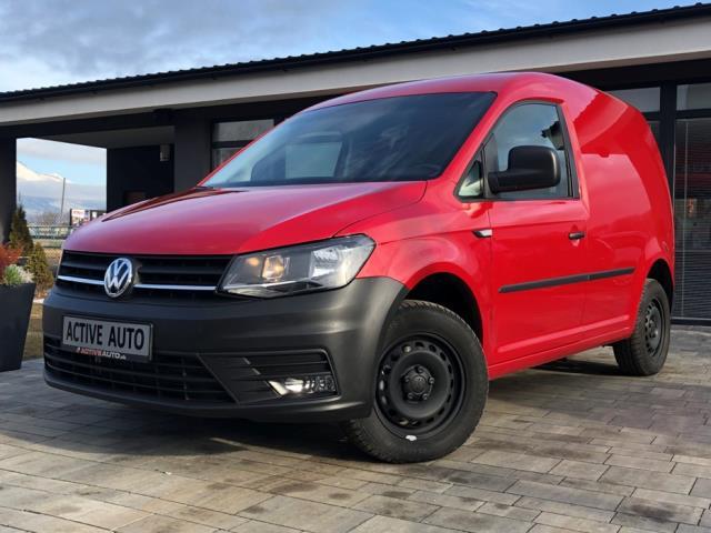 Volkswagen Caddy 1.4TSi Basis