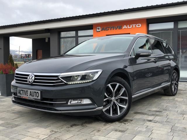 Volkswagen Passat Variant 2.0TDi DSG HIGLINE